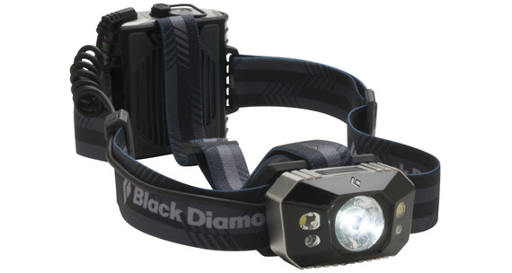Black Diamond Icon-Polar - Lampe frontale - noir